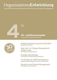 Transdisziplinär und atmend - Ausblicke auf das Change-Geschäft von morgen